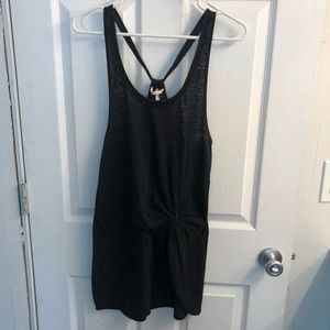 LIKE NEW Victoria's Secret Racerback Swim Cover Up